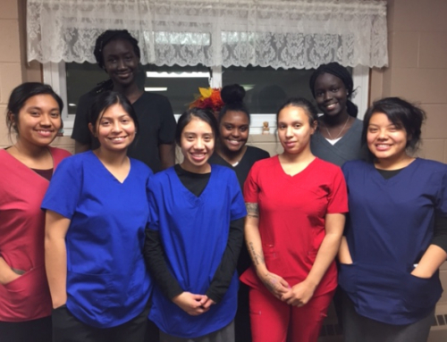 Certified Nursing Assistant Course Wraps Up Successfully